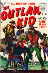 Outlaw Kid Vol.1 (The) (Atlas - 1954) -10- Stand Up and Fight!