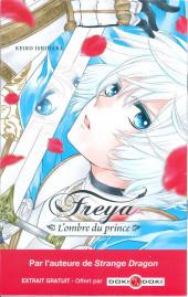 Freya - L'ombre du prince -1Extrait- Tome 1
