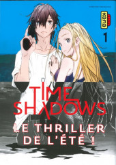 Time Shadows -1Extrait- Tome 1
