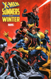 X-Men: Summers and Winter -INT- Summers and winter