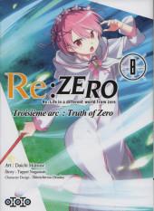 Re:Zero (Re: Life in a different world from zero) -38- Troisième arc : Truth of Zero