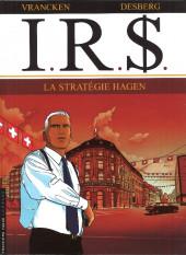 I.R.$. puis I.R.$ -2a2011- La stratégie Hagen