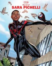 Marvel Monograph -5- The Art Of Sara Pichelli