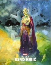 Marvel Monograph -4- The Art Of Esad Ribic