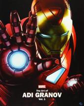 Marvel Monograph -3- The Art Of Adi Granov Vol. 1
