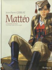 Mattéo -5TT- Cinquième époque (septembre 1936-janvier 1939)