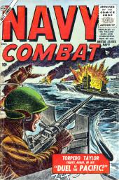 Navy Combat (Atlas - 1955) -3- Duel in the Pacific!