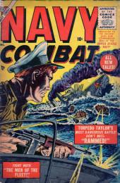 Navy Combat (Atlas - 1955) -4- Rammed!