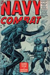 Navy Combat (Atlas - 1955) -5- Operation Frogman!