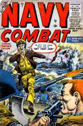 Navy Combat (Atlas - 1955) -7- Get that Sub!