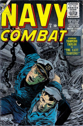Navy Combat (Atlas - 1955) -8- The Last Torpedo!