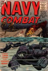 Navy Combat (Atlas - 1955) -9- Desperate Mission!