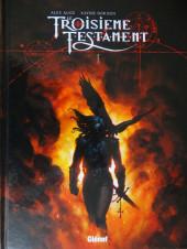 Le troisième Testament -1c- Marc ou le réveil du Lion