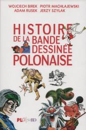 (DOC) Encyclopédies diverses - Histoire de la bande dessinée polonaise