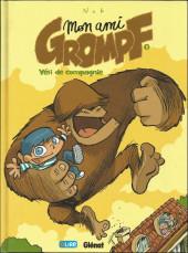 Mon ami Grompf -1a2008- Yéti de compagnie