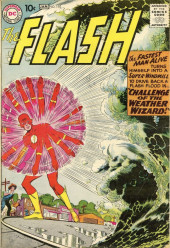 Flash (The) Vol.1 (DC comics - 1959) -110- Challenge of the Weather Wizard!