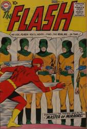 Flash (The) Vol.1 (DC comics - 1959) -105- Master of Mirrors!