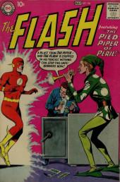 Flash (The) Vol.1 (DC comics - 1959) -106- The Pied Piper of Peril!