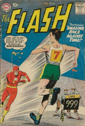 Flash (The) Vol.1 (DC comics - 1959) -107- Amazing Race Against Time!