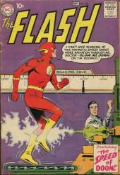 Flash (The) Vol.1 (DC comics - 1959) -108- The Speed of Doom!