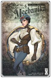Lady Mechanika -6TLa- La belle dame sans merci