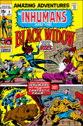 Amazing Adventures Vol.2 (Marvel - 1970) -2- (sans titre)