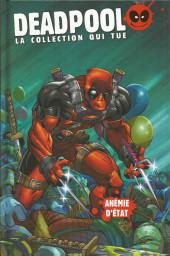 Deadpool - La collection qui tue (Hachette) -1821- Anémie d'état