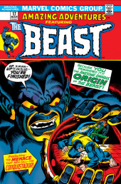 Amazing Adventures Vol.2 (Marvel - 1970) -17- Origin of the Beast!