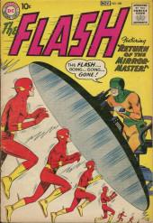 Flash (The) Vol.1 (DC comics - 1959) -109- Return of the Mirror Master!