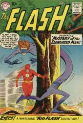 Flash (The) Vol.1 (DC comics - 1959) -112- Mystery of the Elongated Man!