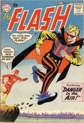 Flash (The) Vol.1 (DC comics - 1959) -113- Danger in the Air!