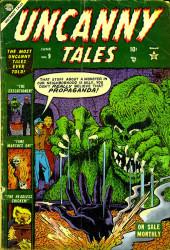 Uncanny Tales Vol.1 (Atlas - 1952) -9- Propaganda!