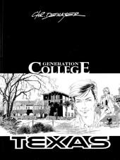 Génération collège -4ES- Texas