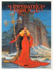 L'impératrice rouge -1- Le sang de Saint-Bothrace