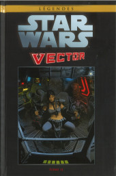 Star Wars - Légendes - La Collection (Hachette) -106100- Vector - Tome 2