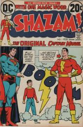 Shazam (DC comics - 1973) -1- The Original Captain Marvel