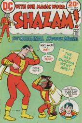 Shazam (DC comics - 1973) -9- The Day Shazam Went Ape!