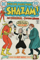 Shazam (DC comics - 1973) -10- The Prize Catch of the Year