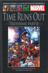 Marvel Comics - La collection (Hachette) -148- Time Runs Out - Troisième Partie