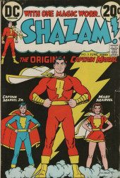 Shazam (DC comics - 1973) -3- A Switch in Time