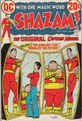 Shazam (DC comics - 1973) -4- The Mirrors That Revealed the Future!