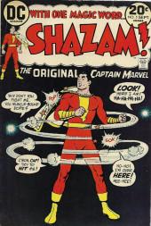 Shazam (DC comics - 1973) -5- The Man Who Wasn't!