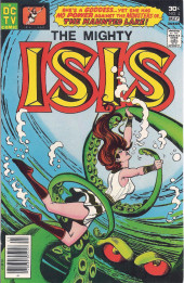Mighty Isis (The) (DC comics - 1976) -4- Treasure of Lost Lake