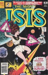 Mighty Isis (The) (DC comics - 1976) -5- Perilous Pyramid Power