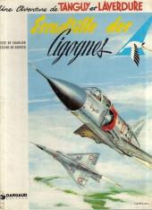 Tanguy et Laverdure -4c1979a- Escadrille des Cigognes