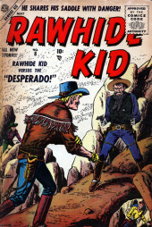 Rawhide Kid Vol.1 (Atlas/Marvel - 1955) -8- Desperado!