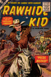 Rawhide Kid Vol.1 (Atlas/Marvel - 1955) -9- Outlaws' Ambush!