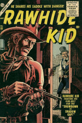 Rawhide Kid Vol.1 (Atlas/Marvel - 1955) -10- Showdown in Shadow Gap!