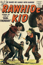 Rawhide Kid Vol.1 (Atlas/Marvel - 1955) -11- Gun-Thunder!