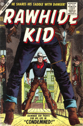 Rawhide Kid Vol.1 (Atlas/Marvel - 1955) -13- Condemned!